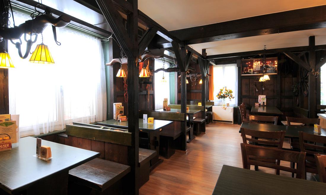 Restaurant zum Grundstein Gaststube