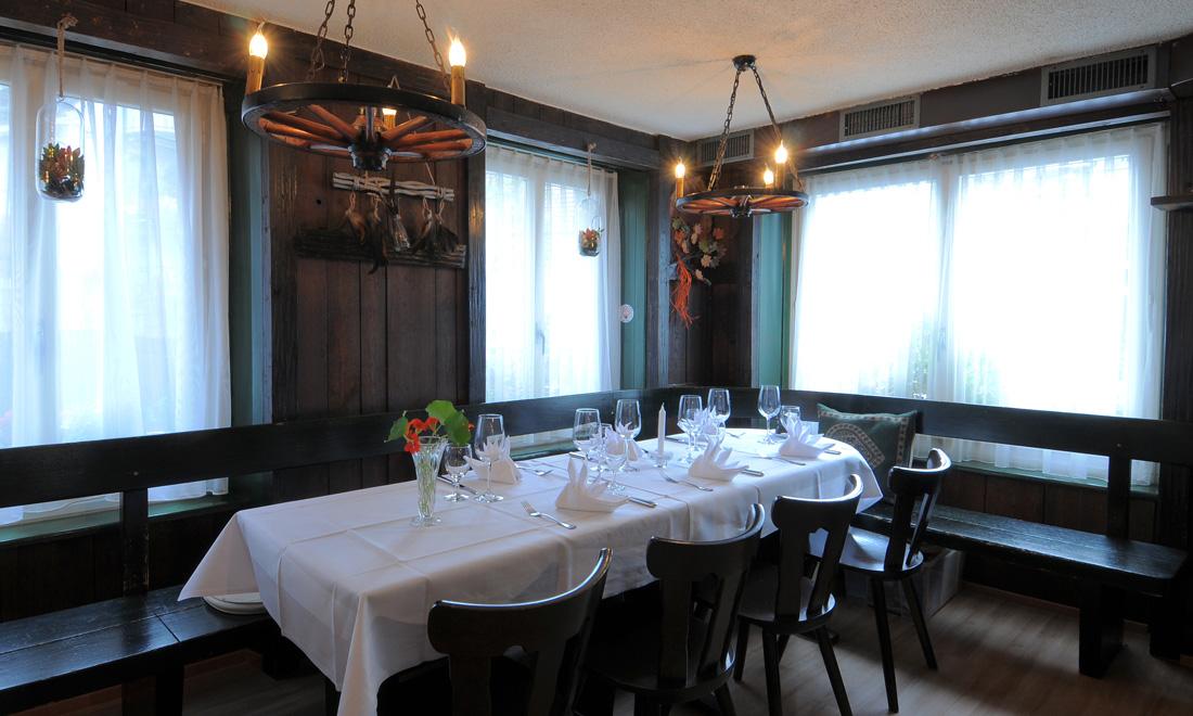 Restaurant zum Grundstein Sääli